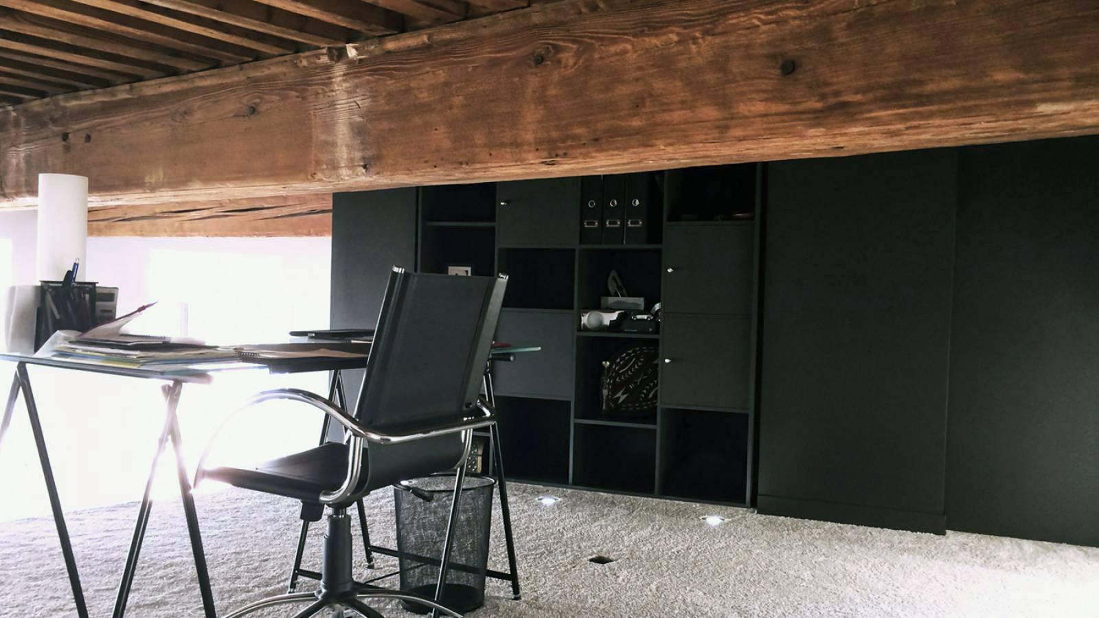 agencement int rieur et restructuration d 39 un appartement lyon dans le rh ne architecte a2 sb. Black Bedroom Furniture Sets. Home Design Ideas