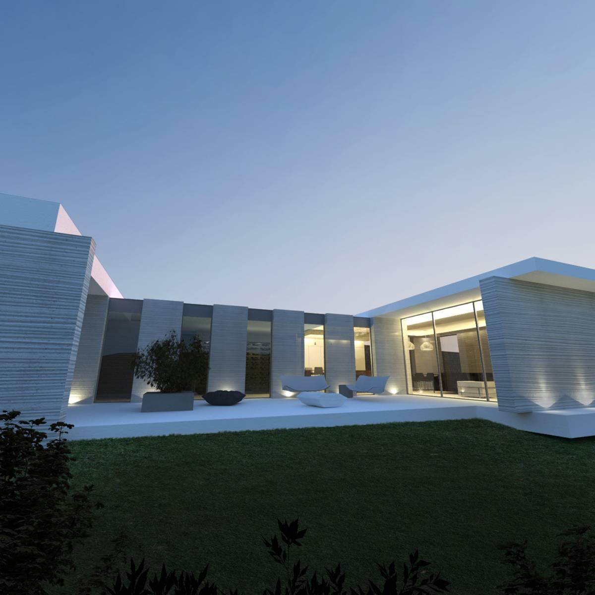 Maison d 39 architecte ca saint cyr au mont d 39 or dans le rh ne architecte a2 sb - Maison architecte contemporaine moderne melbourne ...