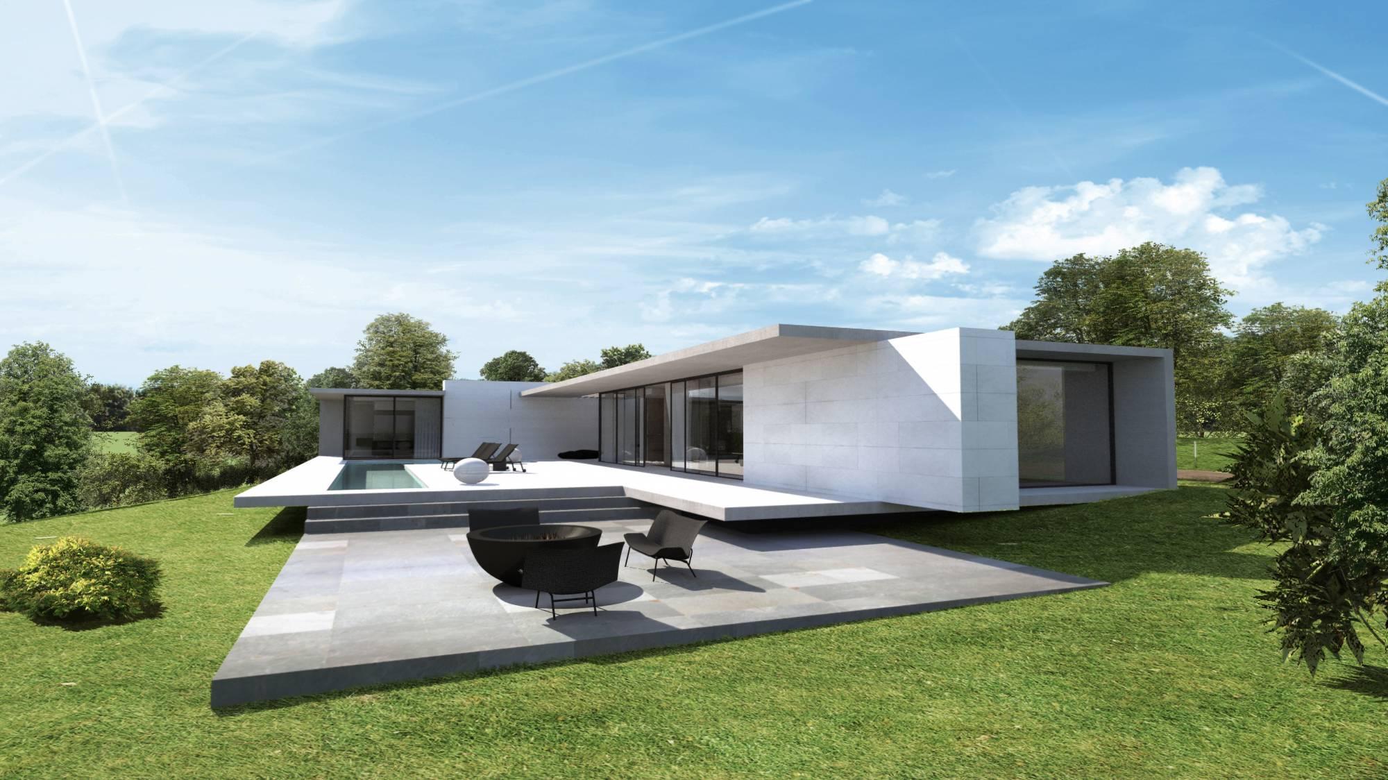 Architecte haut de gamme et architecte d 39 int rieur lyon a2 sb - Photo d interieur de maison design ...