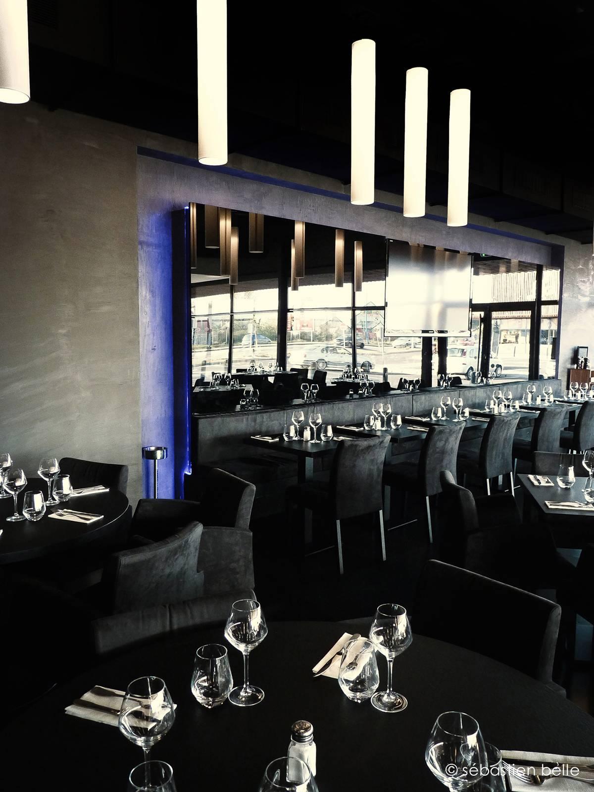 Création et agencement du restaurant archipel près de lyon