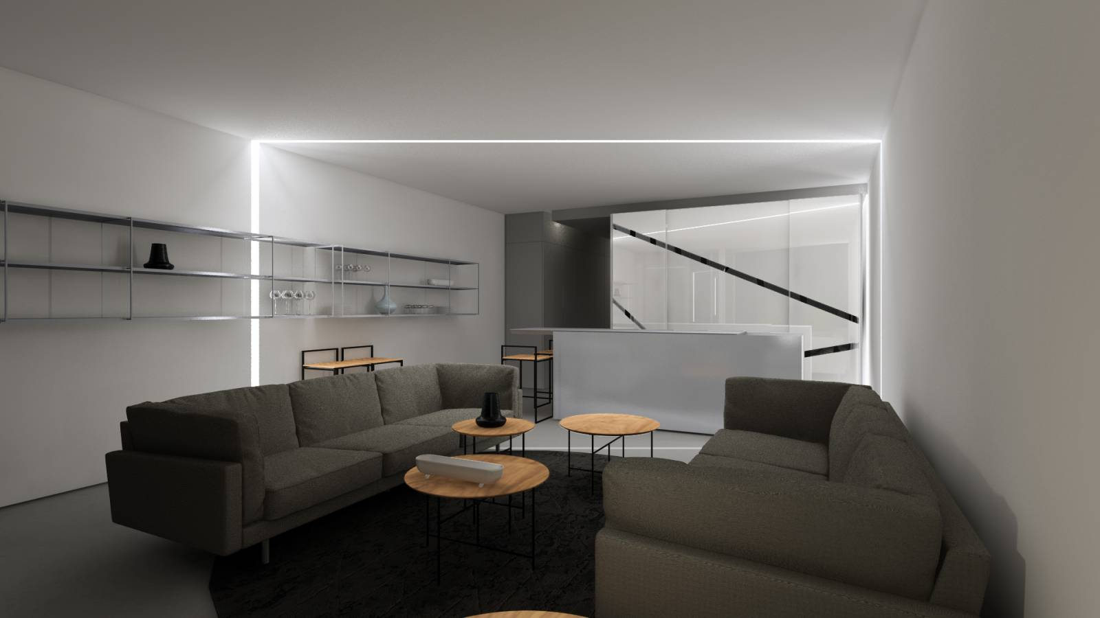 Création d\'un appartement à Monaco - Architecte - a2-Sb