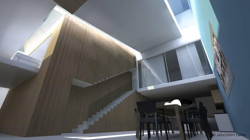 architecte d 39 int rieur agencement de bureaux gen ve a2 sb. Black Bedroom Furniture Sets. Home Design Ideas